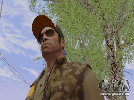 Trevor Phillips für GTA San Andreas