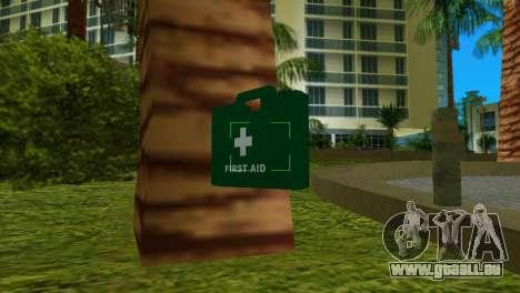 Trousse de premiers soins de GTA IV GTA Vice City pour la deuxième capture d'écran