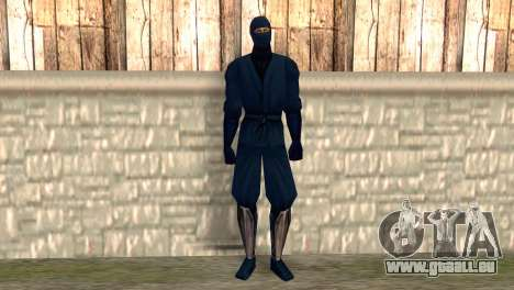 Ninja für GTA San Andreas