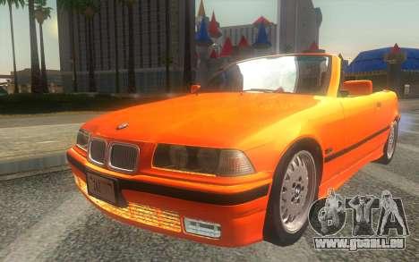 BMW 325i E36 Convertible 1996 für GTA San Andreas