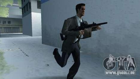 Kriss Super V für GTA Vice City Screenshot her