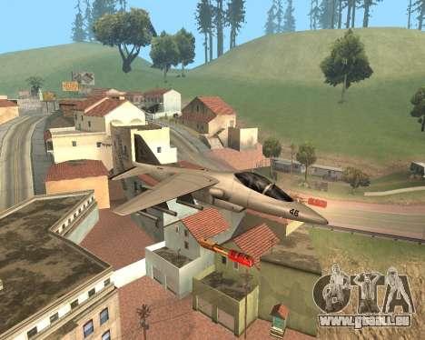 Coca-Cola pour GTA San Andreas troisième écran