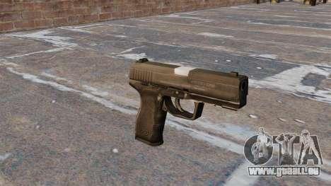 Pistolet semi-automatique Taurus 24-7 pour GTA 4