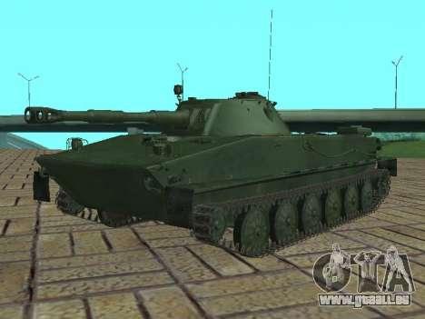 PT-76 für GTA San Andreas