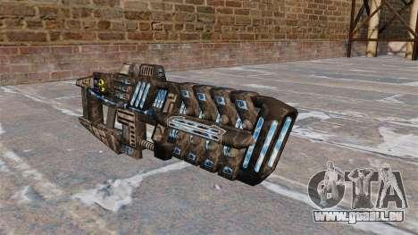 Arme de fusion pour GTA 4