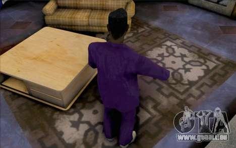 New Jizzy für GTA San Andreas zweiten Screenshot