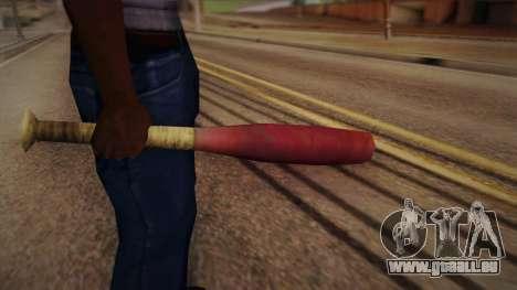 Bits de Max Payne pour GTA San Andreas deuxième écran