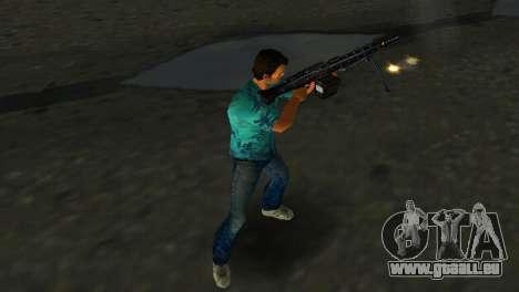 Maschinengewehr MG-3 für GTA Vice City Screenshot her