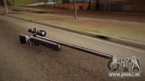 Fusil de sniper de Max Payn pour GTA San Andreas
