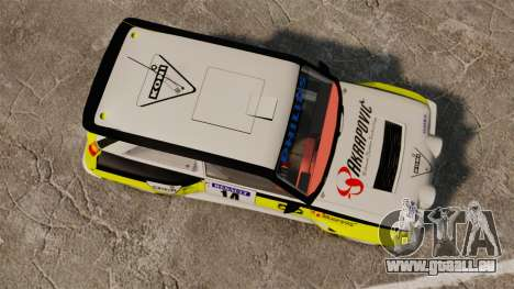 Renault 5 Turbo Maxi für GTA 4 rechte Ansicht