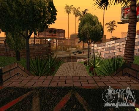 Nouvel hôpital de HD pour GTA San Andreas troisième écran