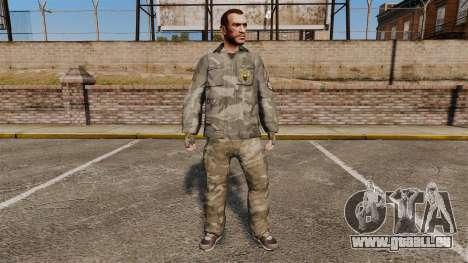 Costume de Camo urbain pour GTA 4