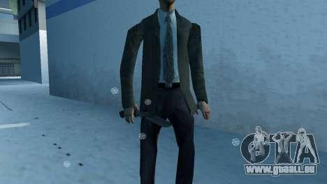 Retekstur Waffen für GTA Vice City zweiten Screenshot