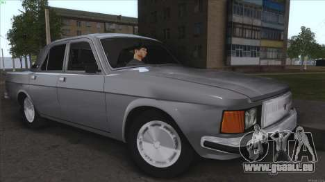 GAZ Volga 3102 pour GTA San Andreas vue de côté