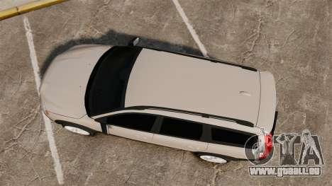 Volvo XC70 Stock pour GTA 4 est un droit