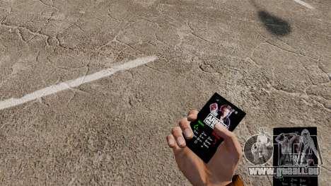 Thema für Armin Van Buuren-Telefon für GTA 4
