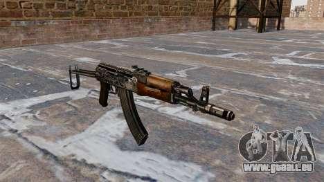 Automatische Khyber-Pass-AK für GTA 4