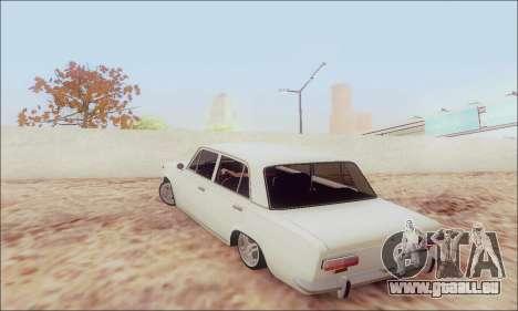 VAZ 2101 pour GTA San Andreas moteur