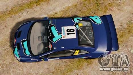 Peugeot 307 WRC pour GTA 4 est un droit