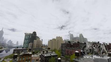 Colorado météo pour GTA 4 troisième écran