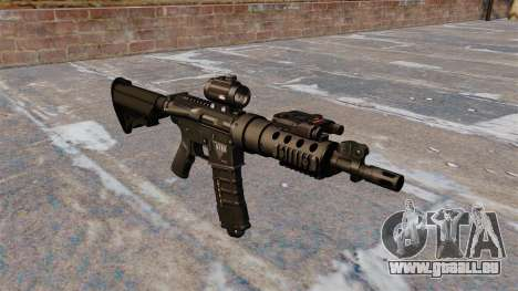 Automatique M4 tactical carbine pour GTA 4