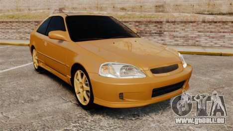 Honda Civic Si 1999 pour GTA 4