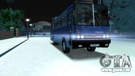 IKARUS 255 für GTA Vice City zurück linke Ansicht