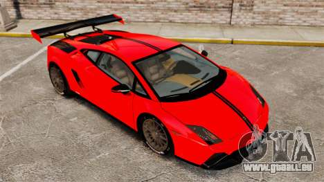 Lamborghini Gallardo 2013 v2.0 für GTA 4 Innen