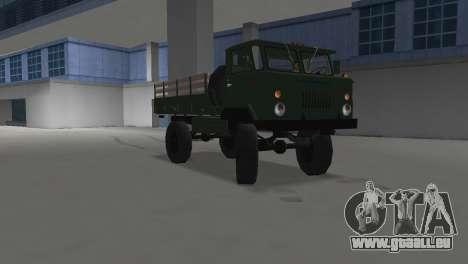 GAZ 66 für GTA Vice City