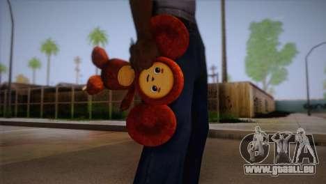 Cheburashka für GTA San Andreas dritten Screenshot