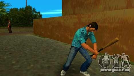 Baseballschläger aus GTA IV für GTA Vice City zweiten Screenshot
