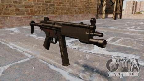 MR5A3-Maschinenpistole für GTA 4