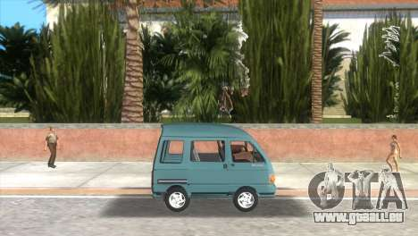 Kia Towner für GTA Vice City linke Ansicht