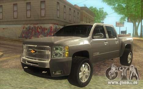 Chevrolet Cheyenne LT 2012 für GTA San Andreas