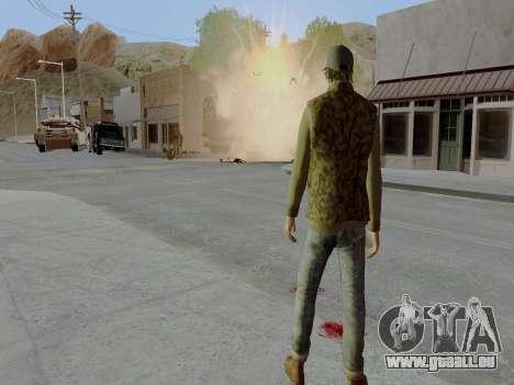 Trevor Phillips pour GTA San Andreas cinquième écran