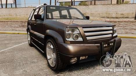 Cavalcade Police pour GTA 4
