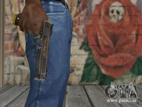 Ivori pour GTA San Andreas troisième écran