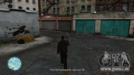 Hide During Grey Stars für GTA 4 Sekunden Bildschirm