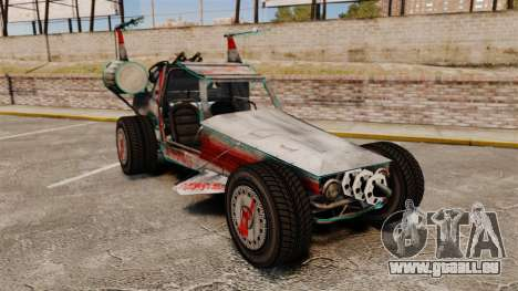 GTA V Space Docker pour GTA 4