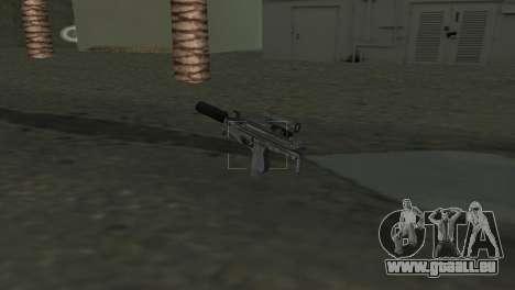 PM-98 Glauberite für GTA Vice City zweiten Screenshot