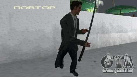 Retekstur Waffen für GTA Vice City achten Screenshot