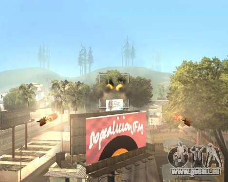 Coca-Cola pour GTA San Andreas deuxième écran