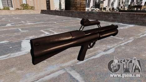 Ladendieb Neostead 2000 Schrotflinte für GTA 4 Sekunden Bildschirm