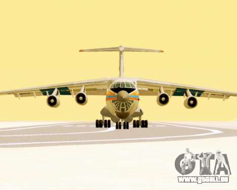 Il-76td EMERCOM de Russie pour GTA San Andreas