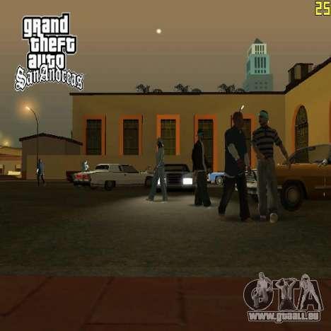 Nouveaux écrans de chargement pour GTA San Andreas troisième écran
