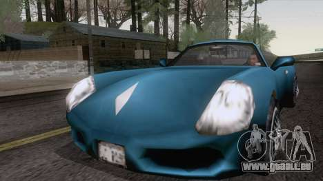 Stinger de GTA 3 pour GTA San Andreas