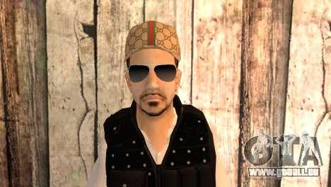 Desmadroso v5.0 pour GTA San Andreas troisième écran
