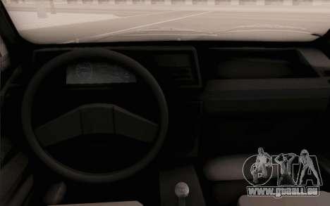 Volkswagen Jetta MK1 für GTA San Andreas rechten Ansicht