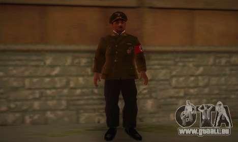 Adolf Hitler pour GTA San Andreas