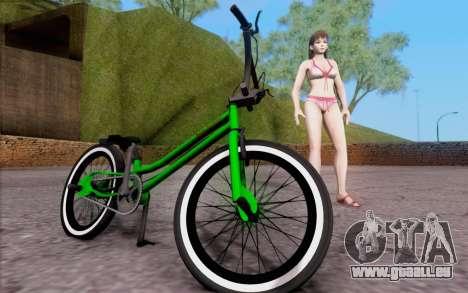 BMX Rebaixada pour GTA San Andreas
